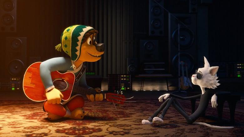 Rock Dog Online (2016) Completa en Español Latino