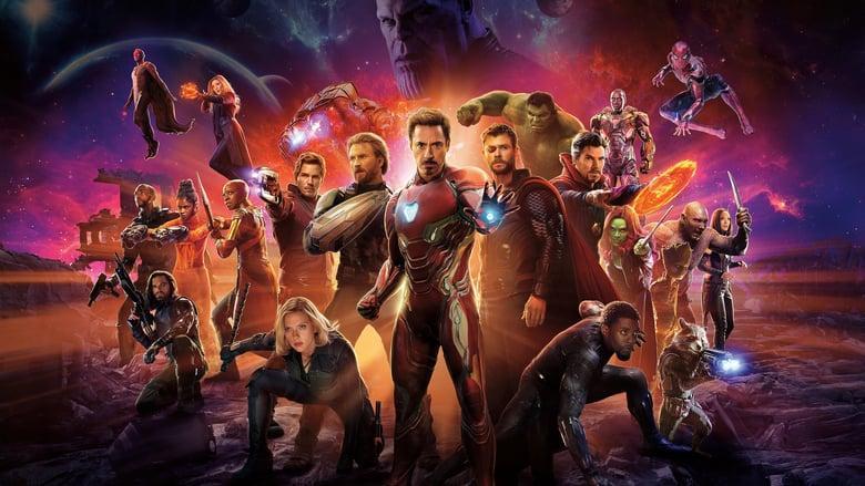 Vengadores 3: La guerra del infinito (2018) Online Completa en Español Latino