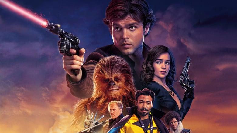 Han Solo: Una historia de Star Wars (2018) Online Completa en Español Latino