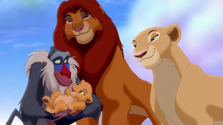 El rey león (1994) Online Completa en Español Latino