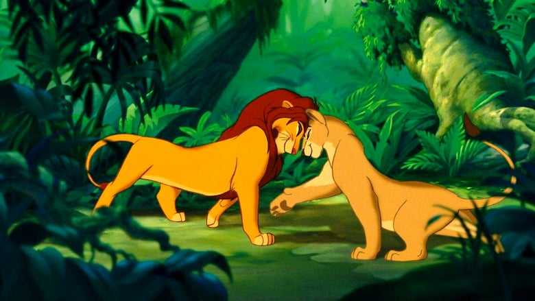 El rey león 3: Hakuna Matata (2004) Online Completa en Español Latino