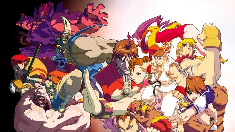 Street Fighter Alpha (1999) Online Completa en Español Latino