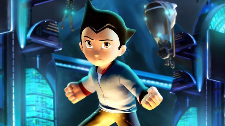 Astro Boy Online Completa en Español Latino