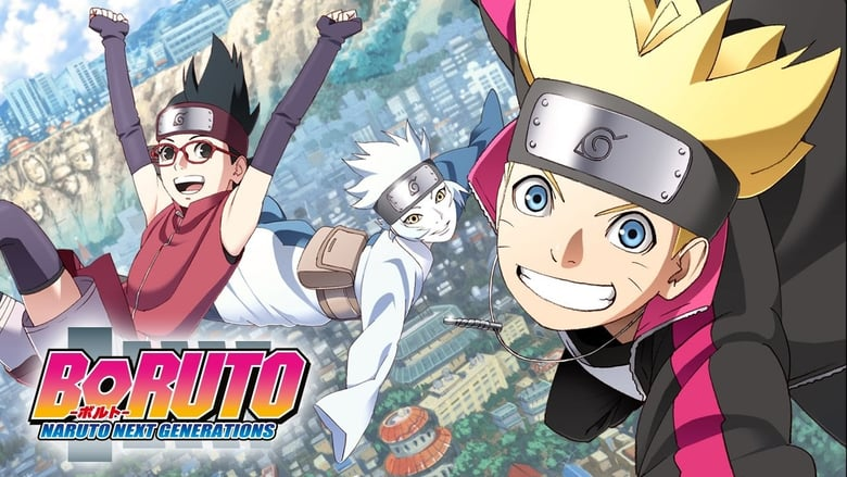 Boruto: Naruto Next Generations Online en Español Latino