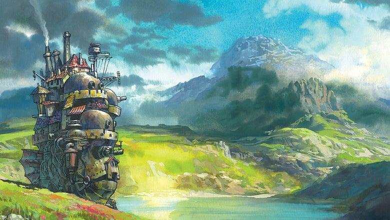 El castillo ambulante (2004) Online Completa en Español Latino