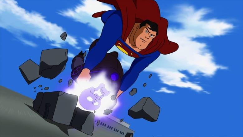 Superman vs. La Élite (2012) Online Completa en Español Latino