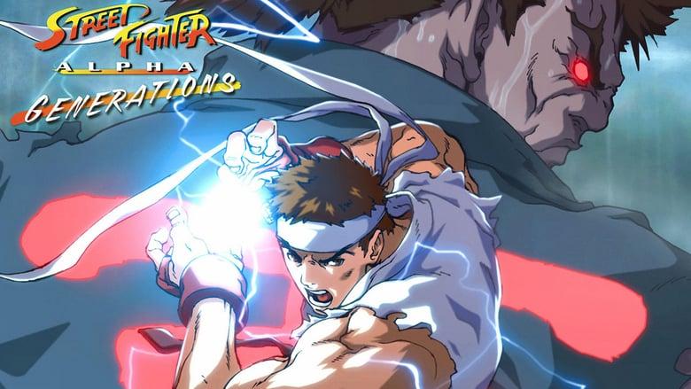 Street Fighter Alpha: Generations (2005) Online Completa en Español Latino