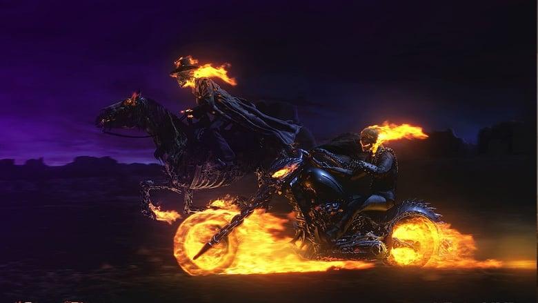Ghost Rider: El motorista fantasma (2007) Online Completa en Español Latino