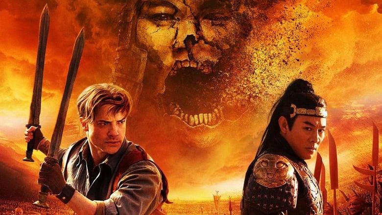 La momia 3: La tumba del emperador dragón (2008) Online Completa en Español Latino
