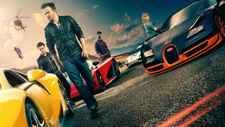 Need for Speed Online (2014) Completa en Español Latino