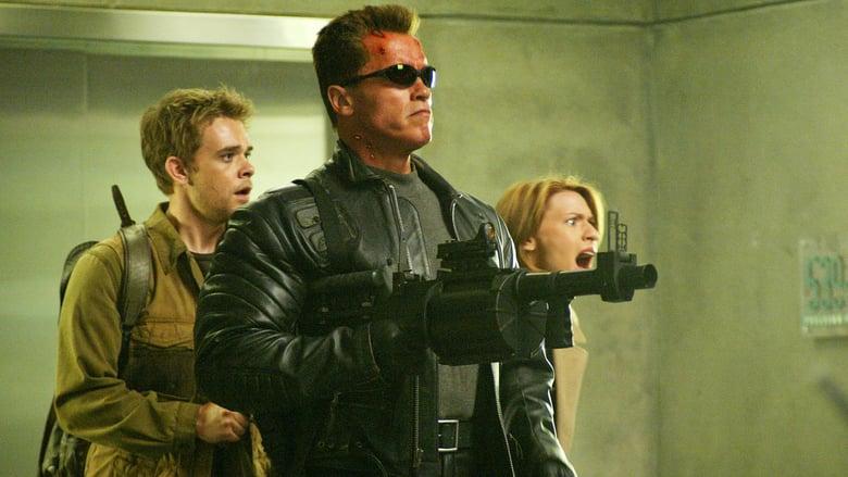 Terminator 3: La rebelión de las máquinas (2003) Online Completa en Español Latino