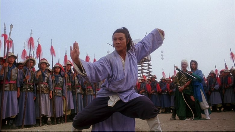 Tai-Chi Master (1993) Online Completa en Español Latino