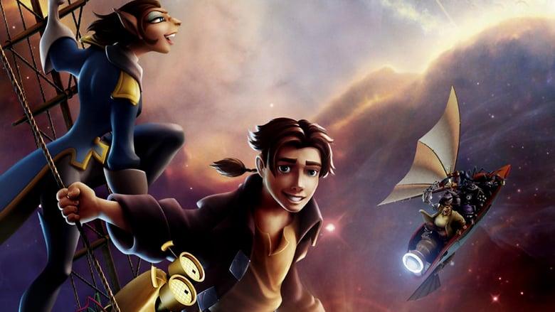 El planeta del tesoro (2016) Online Completa en Español Latino