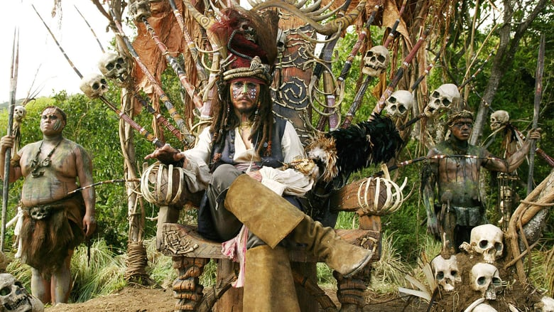 Piratas del Caribe 2: El cofre del hombre muerto (2006) Online Completa en Español Latino
