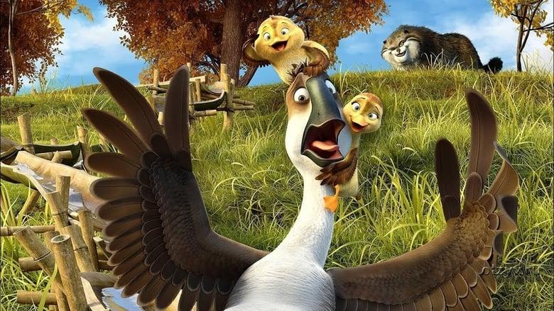 Pato, Pato, Ganso: Duck Duck, Goose (2018) Online Completa en Español Latino