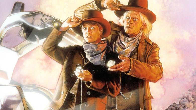 Regreso al futuro 3 (1990) Online Completa en Español Latino