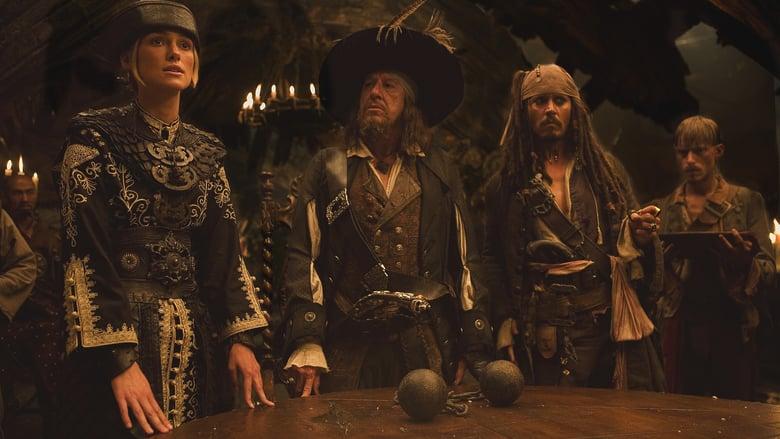 Piratas del Caribe 3: En el fin del mundo (2007) Online Completa en Español Latino