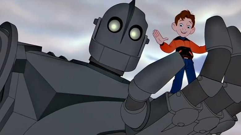El gigante de hierro (1999) Online Completa en Español Latino