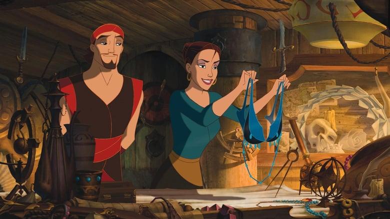 Simbad: La leyenda de los siete mares (2003) Online Completa en Español Latino