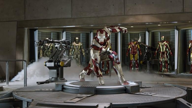 Iron Man 3 (2013) Online Completa en Español Latino