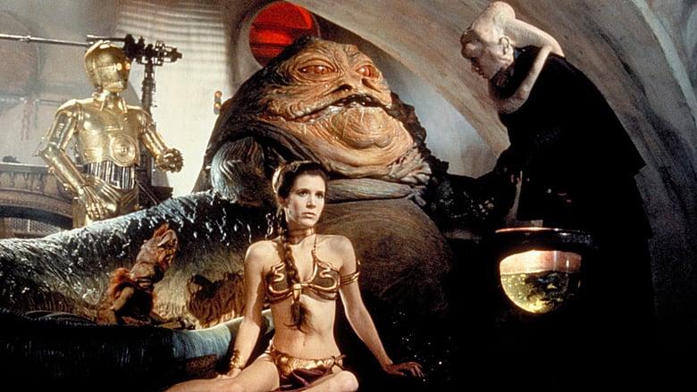 Star Wars Episodio 6: El retorno del Jedi (1983) Online Completa en Español Latino