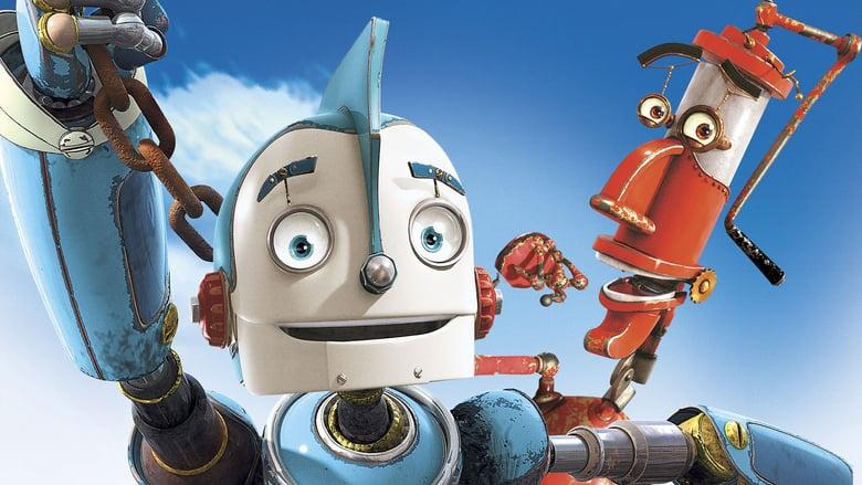 Robots (2005) Online Completa en Español Latino