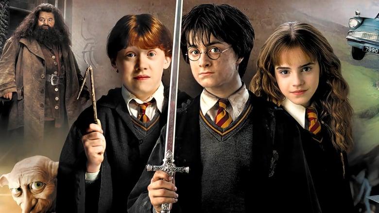 Harry Potter y la cámara secreta (2002) Online Completa en Español Latino