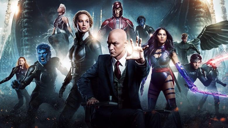 X-Men: Apocalipsis (2016) Online Completa en Español Latino