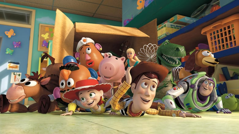 Toy Story 3 (2010) Online Completa en Español Latino