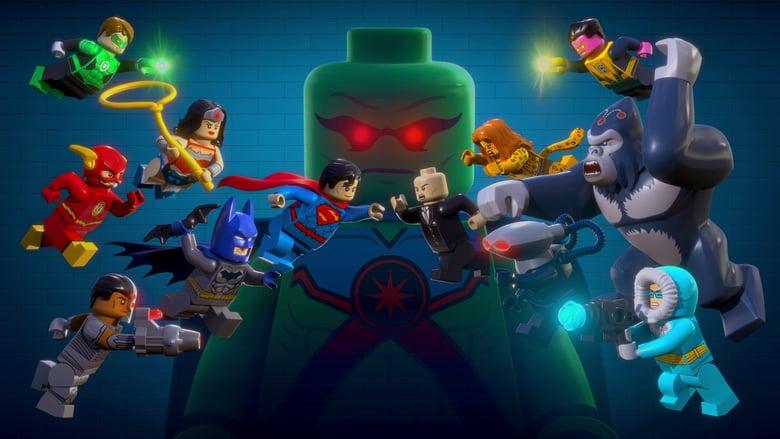 LEGO: La Liga de la Justicia El ataque de la Legión del Mal (2015) Online Completa en Español Latino