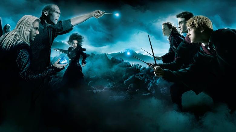 Harry Potter y la orden del Fénix (2007) Online Completa en Español Latino