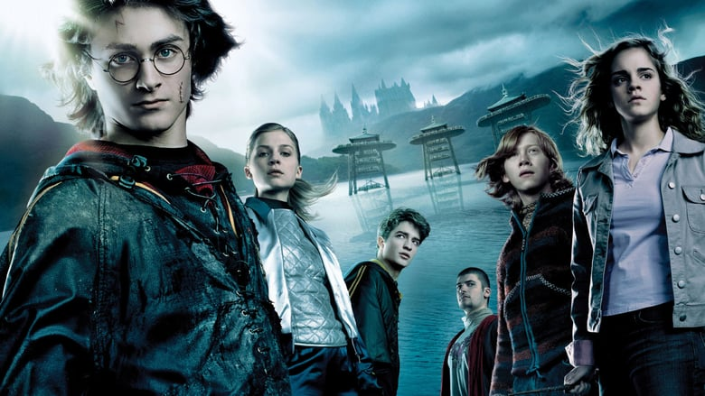 Harry Potter y el cáliz de fuego (2005) Online Completa en Español Latino