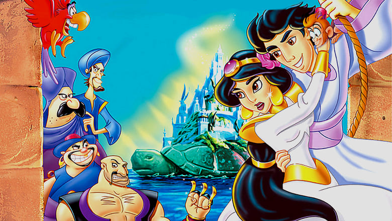 Aladdín y el rey de los ladrones (1996) Online Completa en Español Latino