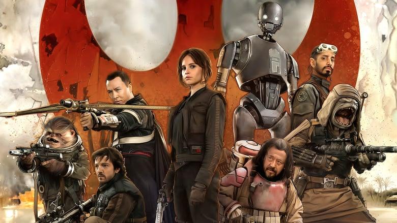 Rogue One: Una historia de Star Wars (2016) Online Completa en Español Latino