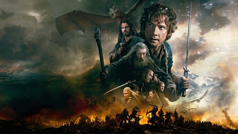 El Hobbit: La batalla de los cinco ejércitos (2014) Online Completa en Español Latino