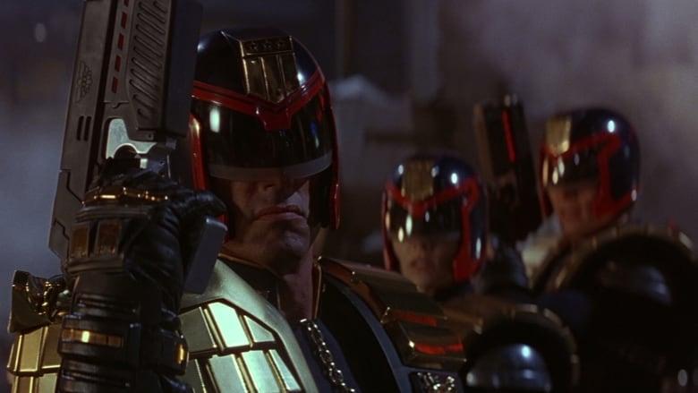 Juez Dredd Online (1995) Completa en Español Latino