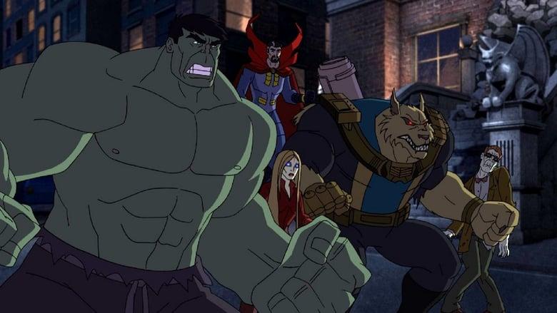 Hulk: Donde Moran los Monstruos (2016) Online Completa en Español Latino