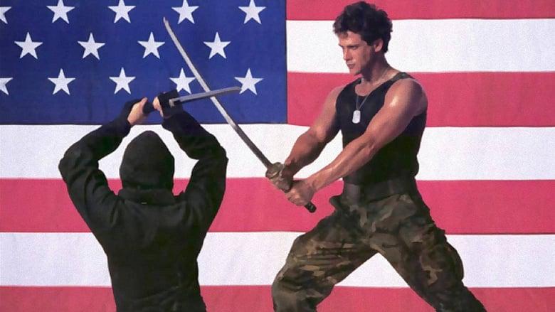 Ninja americano (1985) Online Completa en Español Latino