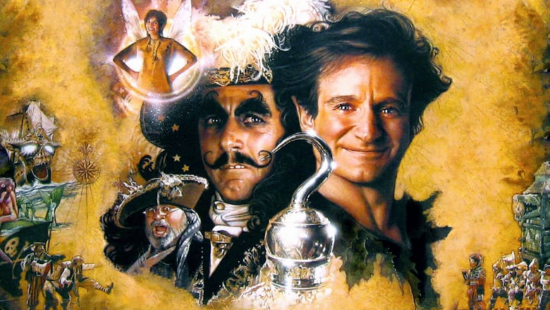 Hook (El capitán Garfio) Online (1991) Completa en Español Latino