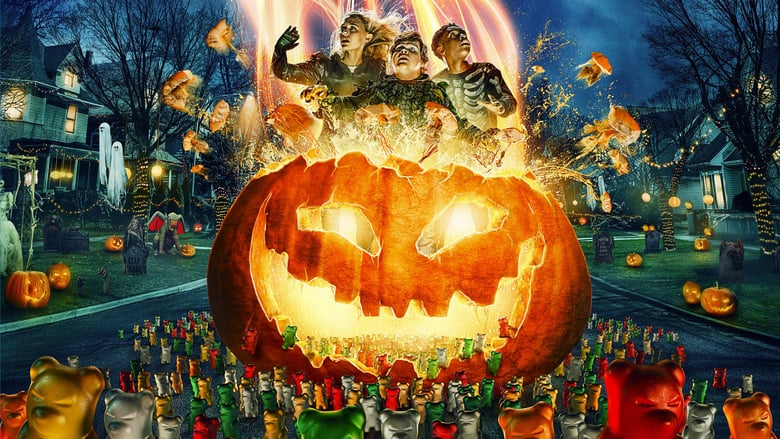 Escalofrios 2: Noche de Halloween (2018) Online Completa en Español Latino