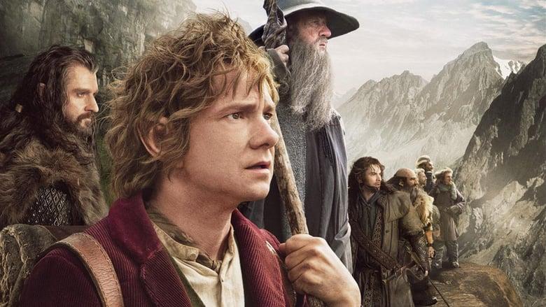 El Hobbit: Un viaje inesperado (2012) Online Completa en Español Latino