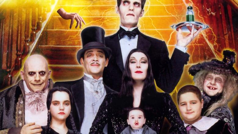 La familia Addams: La tradición continúa (1993) Online Completa en Español Latino